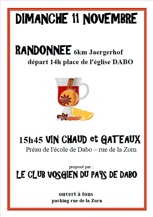 Capture affiche vin chaud