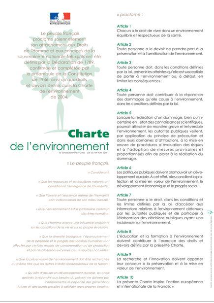 Capture charte de l environnement pnpp