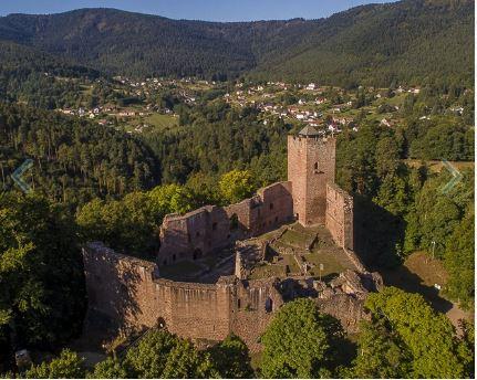 Chateau de wagenbourg